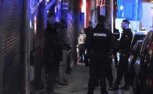 Redada en la zona de García Salazar por un posible trapicheo de drogas