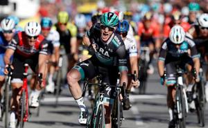Sam Bennett repite victoria en la París-Niza