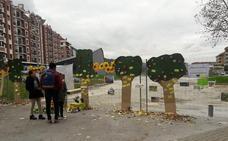 Irigoras asegura que suspender el plan de urbanización de las cinco torres es «ilegal»