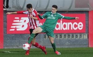 El Arenas reta al Bilbao Athletic