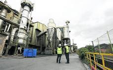 Investigan una fábrica de Güeñes por delito medioambiental