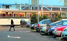 Los tres parkings disuasorios del metro suman una ocupación diaria del 62%