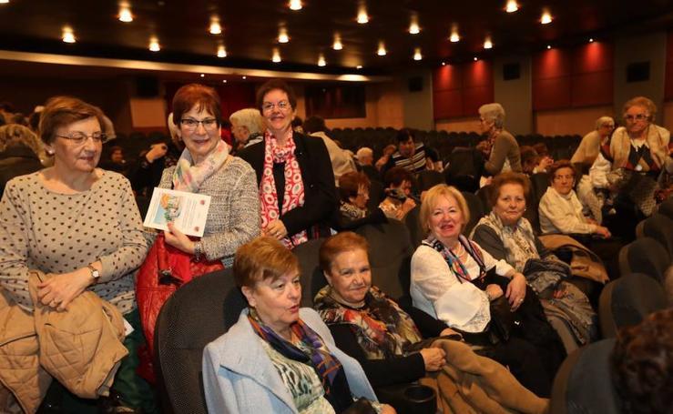 XXXI Asamblea regional de viudas
