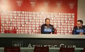 Luaces: «El Bilbao Athetic ha sacado su mejor equipo»