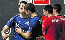 Irribarria y Zabaleta, a la final del Parejas tras ganar en Bilbao