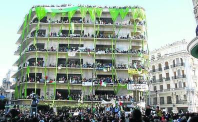 El ocaso de los héroes en Argelia