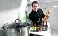 La moda de fabricar cerveza rica en casa