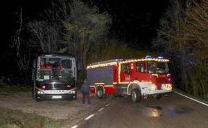 Buscan a veinticinco excursionistas gallegos perdidos en la Reserva del Saja en Cantabria
