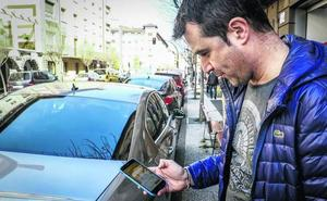 El pago de la OTA con el móvil en Vitoria arranca con 160 usos diarios, un 2 % del total