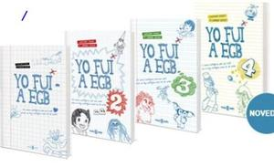 ¿Quieres ganar la colección de los libros de 'Yo fui a EGB'? ¡Participa!
