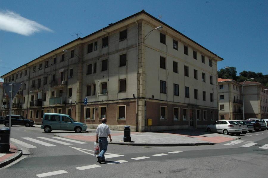 El vecindario de Aramotz da el visto bueno al proyecto para rehabilitar sus viviendas