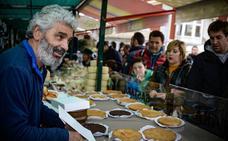 El agro vizcaíno se da cita en la Feria de San José de Güeñes