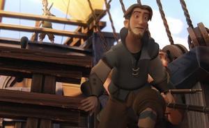 Elcano navega en los cines