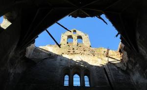 Los orozkotarras piden la implicación de las instituciones para salvar la iglesia de San Juan