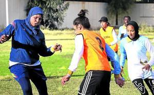 El fútbol como llave para la liberación de la mujer en Libia