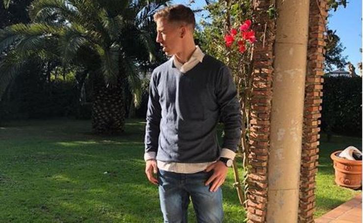 Iker Muniain, a través de sus looks