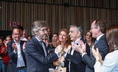 El PP repite con Oyarzábal como candidato al Senado y a diputado general