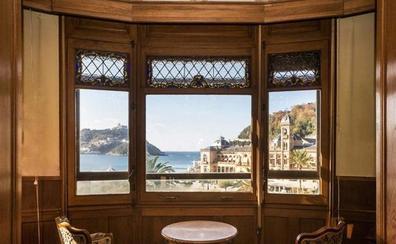 La casa en venta más visitada en 2018 en Euskadi tiene vistas a La Concha