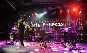 La mexicana Julieta Venegas actuará en Bilbao el 18 de mayo