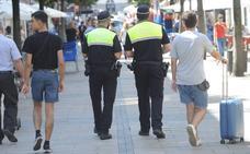 Comerón plantea abrir una comisaría en el centro y recuperar la Policía de Barrio