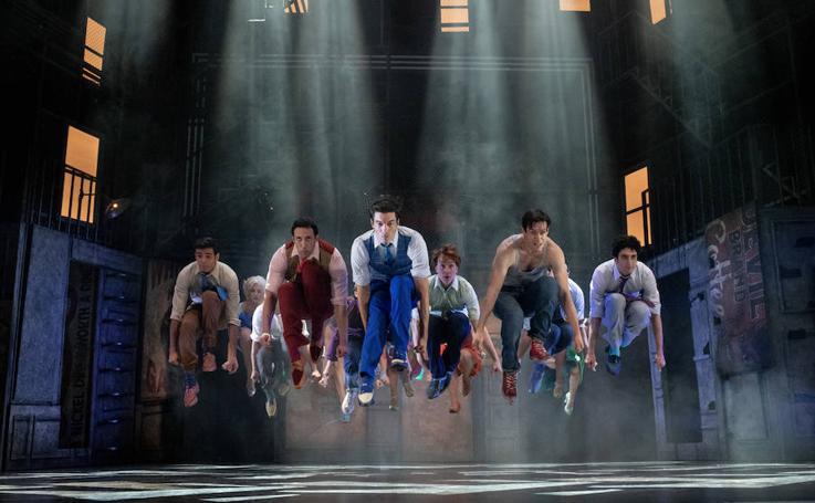 El musical West Side Story llegará a Bilbao en Aste Nagusia