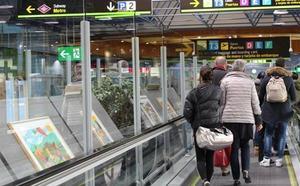 Aena exigirá a 'La Paloma' y otros 18 aeropuertos que vendan el agua a un euro