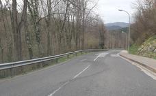 El vial entre Axpe y Apata se reformará antes del verano