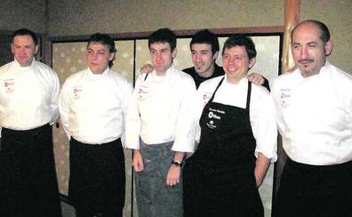 El viaje a Japón que cambió la vida de los grandes chefs vizcaínos