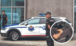 Alegaciones al informe sobre el «riesgo» de los coches patrulla de la Ertzaintza
