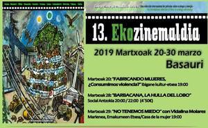 Ekozinemaldia, el festival para remover conciencias llega a Basauri