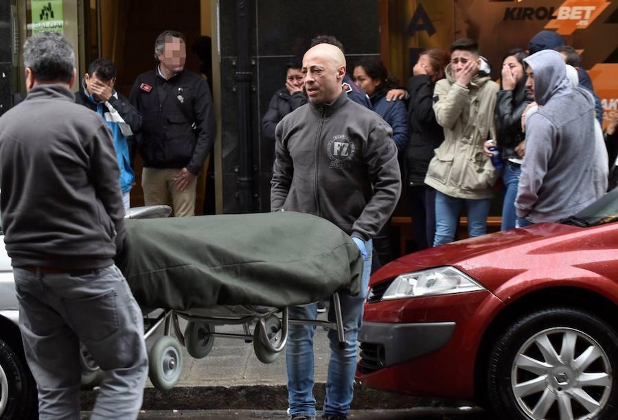 Inician una recogida de fondos para repatriar el cuerpo del joven boliviano fallecido en Bermeo