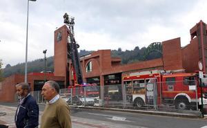 URA emite dos informes en contra de la ampliación del parque de Bomberos de Llodio