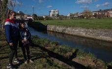 Una marisma en el centro de Bakio evitará crecidas del Estepona en Bakea y Solozarre