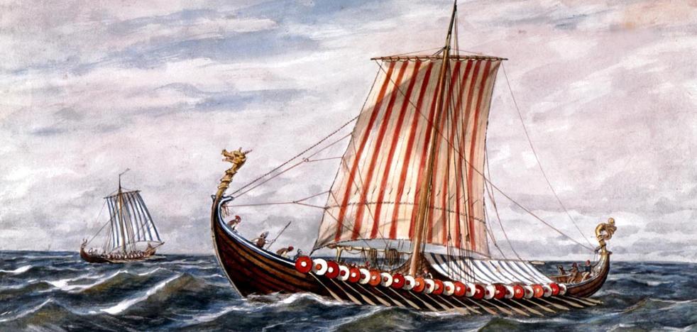 Los vikingos en Bizkaia