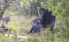 Analizan varios palos para identificar el arma utilizada en el crimen de los niños de Valencia