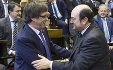 El PNV rompe con el PDeCAT en las europeas tras purgar Puigdemont al sector moderado