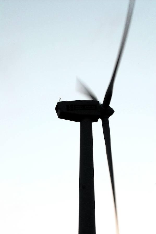 El Rey inaugurará el congreso eólico que reunirá a 7.000 profesionales en el BEC
