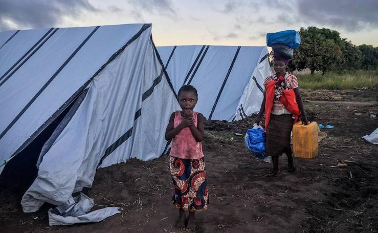 El ciclón Idai deja un paisaje devastador