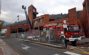 La ampliación del parque de bomberos de Llodio, a estudio tras el informe de URA