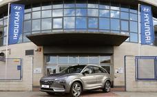 Hyundai Nexo, apuesta por el hidrógeno