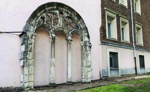 El arco del antiguo convento de Santo Domingo retornará a La Florida