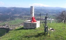 Ruta Eskorieta (642 m.) y Bagatza/Asnos, Pico de (563 m.)