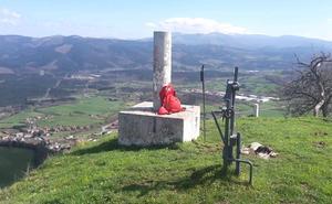 Rutas de montaña: Eskorieta (642 m.)