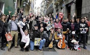 El Gobierno vasco da marcha atrás y elimina el límite de 12 conciertos al año para bares sin licencia