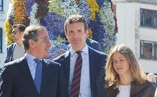 Casado reclama a Sánchez en Bilbao el fin de las «concesiones» al PNV y de la «descentralización»