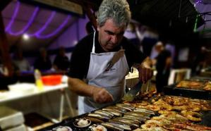 Marisgalicia vuelve a Bilbao con su oferta de pescado y marisco