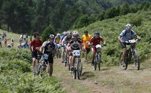 Entorno y ciclistas