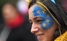 Gran manifestación por el 'Brexit' en Londres