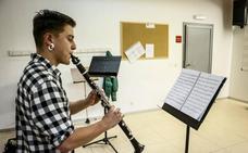Las promesas de la música vasca se someten a examen en Vitoria