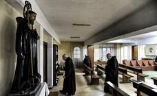 Los últimos monjes de Estíbaliz